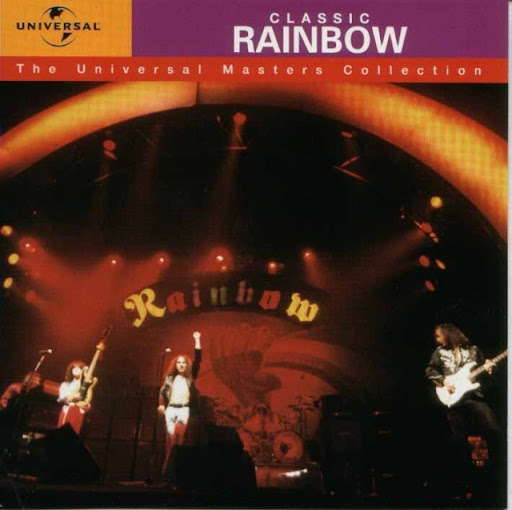 Classic Rainbow - The Universal Masters Collection - 2001