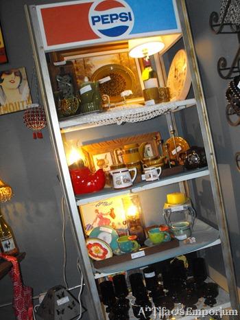 Jenni's booth