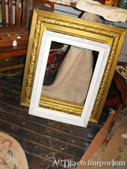 Vintage Frames in Lily Belle Antiques