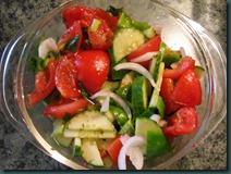 tomato salad 062710