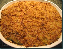 squash casserole baked