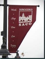 welcome Saco