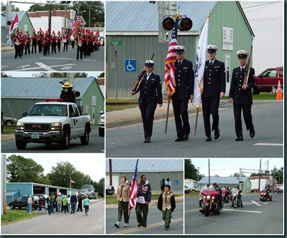 parade collage