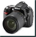 nikon D80-lens