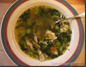bean-chicken soup030611