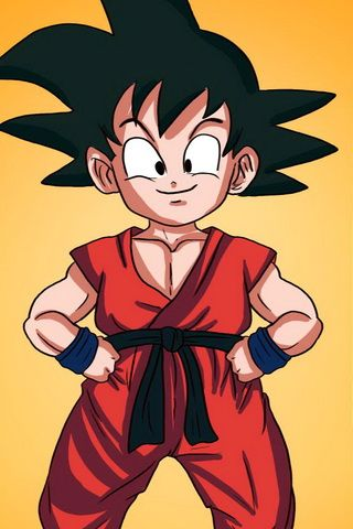 Goku DragonBall Z Picture For IPhone Wallpaper