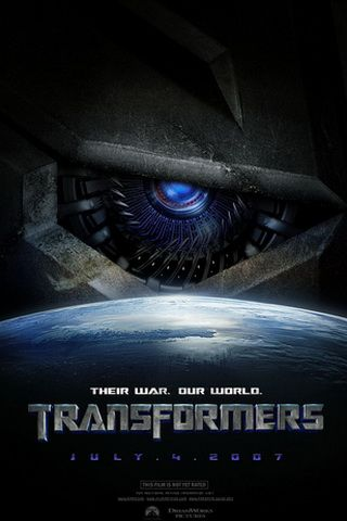 Transformers Poster iPhone Wallpaper