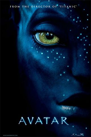 Avatar Movie Poster Wallpaper For iPhone
