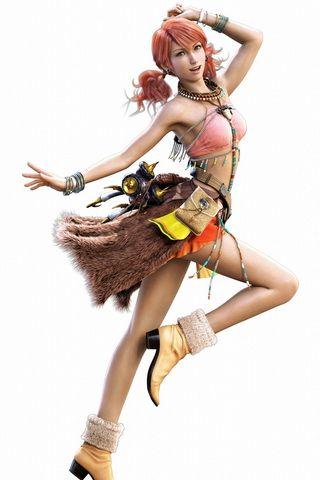 iPhone Wallpaper Oerba Dia Vanille Final Fantasy Picture