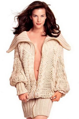 Liv Tyler Sexy Wallpaper For iPhone