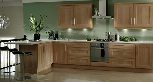 Modern Kitchen Design by Paul Radcliffe