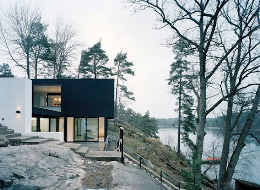 Sweden Cool House Design by Widjedal Bergerhoff Racki (WRB)