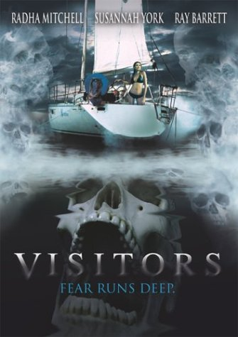 Visitors, US DVD cover