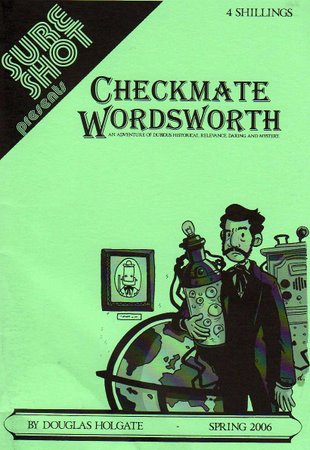 Checkmate, Wordsworth! / Spaghetti Western