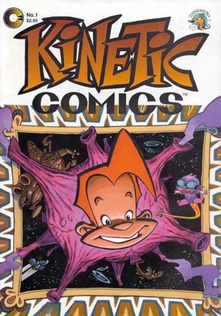 Kinetic Comics