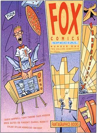 Fox Comics Special