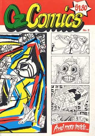 Oz Comics