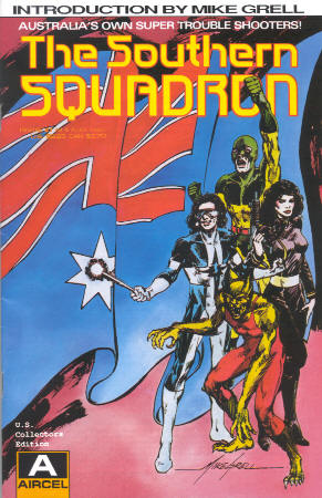 The Southern Squadron (US)