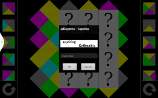 Screenshot of jdCaptcha