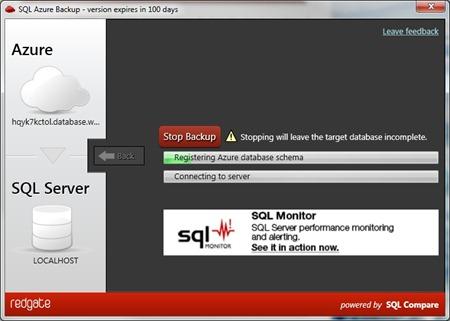 SQL Azure Backup3