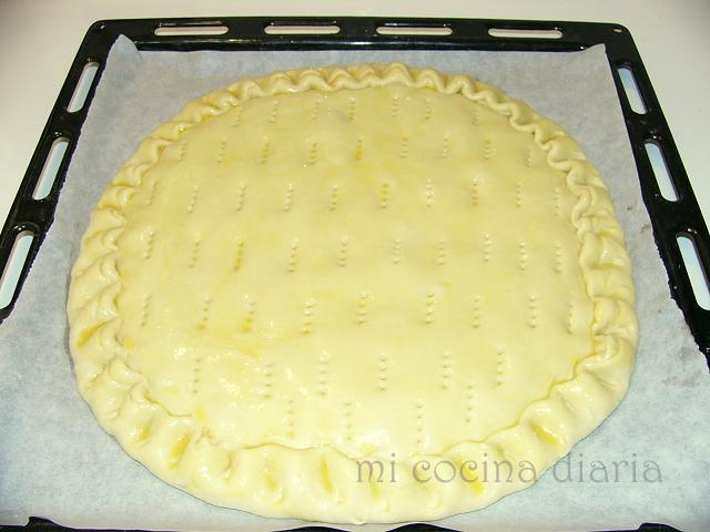 Empanada Gallega (Галисийский пирог)