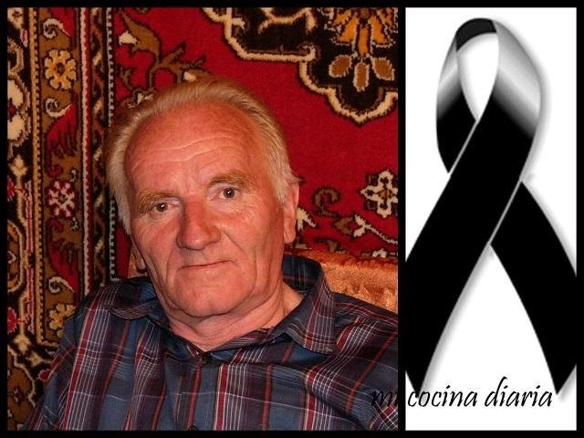 Luto por la muerte de mi padre (Траур по моему отцу)