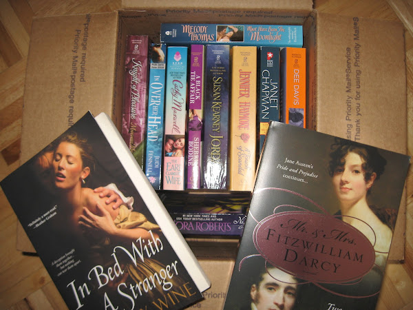 WINNERS Announcement: For Box of Books & Knight of Passion Giveaways