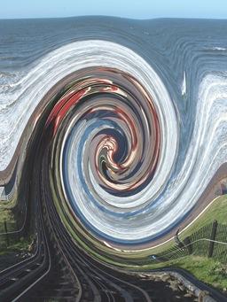 Pier twirl