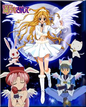 Sakura Animes - Full Moon Wo Sagashite