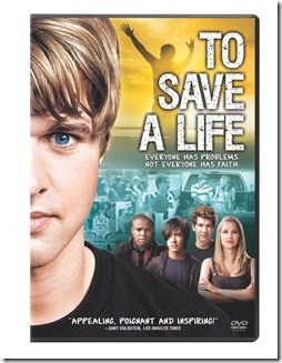 to_save_a_life_dvd