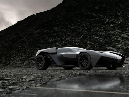 Lamborghini Ankonian Concept Car2