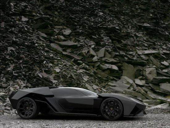 Lamborghini Ankonian Concept Car3