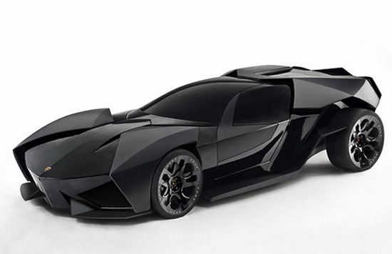 Lamborghini Ankonian Concept Car12