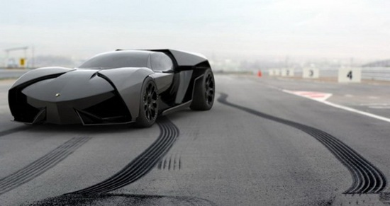 Lamborghini Ankonian Concept Car13