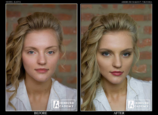 kett airbrush makeup. airbrush makeup is the
