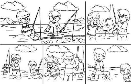 Cuentos infantiles secuencia de imagenes - Imagui
