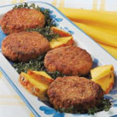 No-Fuss Ham Patties
