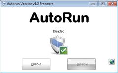 AutoRun Vaccine 1.2