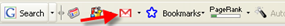 Gmail in Google Toolbar