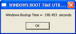 Bootup Time