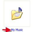 folder with blue colour