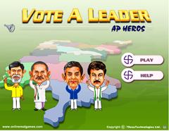 Vote a Leader _AP HEROS