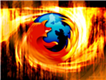 firefox _on fire