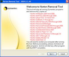 Norton Remvoal Tool