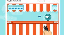 Die Fail whale game