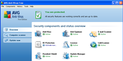 Remove Viruses from Your Computer Freely with AVG Anti Virus