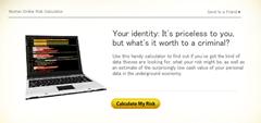 norton computer risk assessment calculator