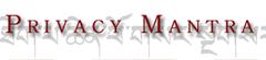 Privacy mantra _logo