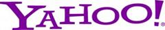 present purple yahoo logo