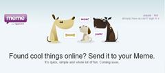 Yahoo Meme _homepage